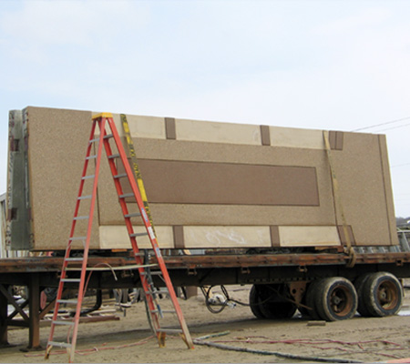 Insulated Architectural Wall Panels image
