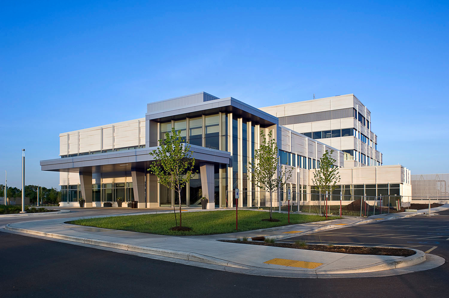 Marshfield Hospital + Cancer Center, Wisconsin