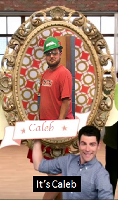 Caleb Merrick employee photo