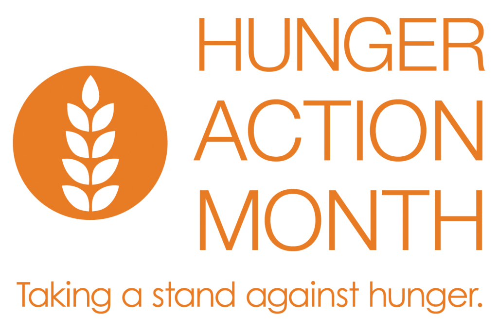 Feeding South Dakota Hunger Action Month